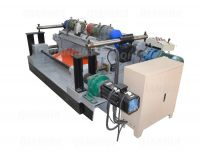 Hardwood Veneer Peeling Lathe Machine With Servo