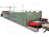30m Roller Veneer Dryer Plywood Veneer Drying Machine