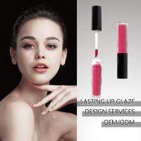 High quality private label colors beauty Lip Glaze cosmetic makeup