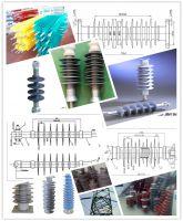 36kv 70kn Polymer Composite Tension Suspension Strain Insulator