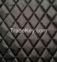 EMBROIDERY PVC LEATHER FOR DOOR DECOARATION WALL DECOARATION CAR CUSHION