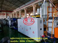 pp corrugated sheet machine for making corrugated sheet