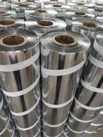 Aluminum foil laminated material