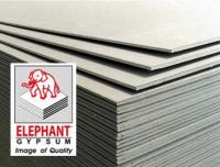 Gypsum Elephant brand