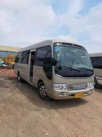 Used Toyota Coaster bus coach 20-30 seats for sale