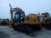 caterpillar320d new used excavator  japanese made original excavator