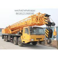 xcmg QC50K used truck mounted crane