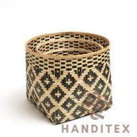 Bamboo Basket Set 3