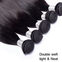 Wholesale 8a Grade Cuticle Aligned Vendors Raw Virgin Brazilian hair bundles Long 40 inch Body Wave Human Hair in mozambique Hot sale products