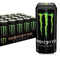 Monste Energy Drink 500ML Wholesale