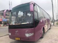 used kinglong city bus with low price