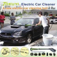 Electric Car Floor Cleaner