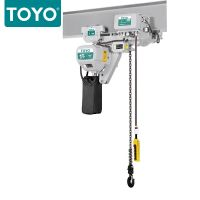 Tianjin Kunda Electric Chain Hoist with Electric Trolley