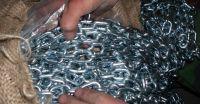 chain, link chain, m.s.link chain, welided chain, BS chain, lift chain,
