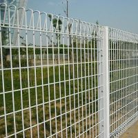 Double Triangle Fence