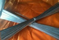 Straight cutting iron wire
