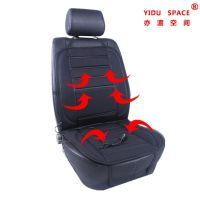 Universal 12V Black Cover Winter Auto Heated Car Seat Cushion for Warm