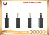 Hot sale Removable traffic manual type bollrad reflective flexible rising bollard