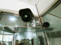 Temperature detect thermal camera 24 Degree / Lens / Temperature Detect, Surveillance camera, video