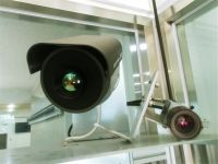 Surveillance Thermal Camera 24 Degree / Lens / Temperature Detect, Surveillance camera, video