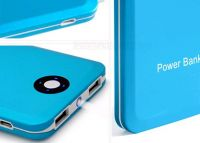 2USB port output Power banker for Iphone 5, Samsung