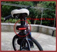 bike gps tracker with shock sensor internal battery and waterproof