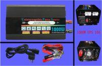 1000W power inveter 12V 24V to 220V/110V with Charging UPS