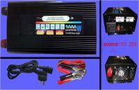3000W power inveter 12V 24V to 220V/110V with Charging UPS