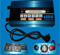 600W power inveter 12V 24V to 220V/110V with Charging UPS