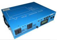 600W Windturbine +genarator+ grid-tie inverter solar power system