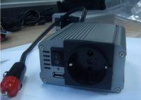 China best 200W power inveter 12V 24V to 220V/110V with car cigeratte