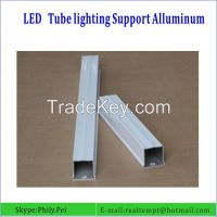 CE UL China LED Strip  Aluminum Support with Powder Coating
