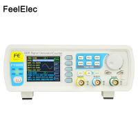 New Upgraded FY6800 0-60Mhz Series Dual-channel DDS Arbitrary Signal Generator, 250MSa/s, 8192*14bits,100MHz Frequency meter, VCO,