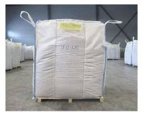 FIBC jumbo bag 110x110x130cm for wood pellet