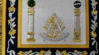 Masonic Regalia Past Master Apron
