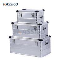 Aluminum Storage Transport Case