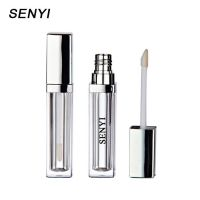 Hot Product Square Lipgloss Tube Lip Balm Tube Lipstick Containers