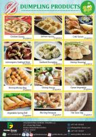 Chilled / Frozen Dim Sum/Dumpling Products