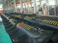 Inflatable Neoprene Oil Boom