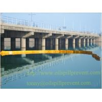 PVC fence boom from Qingdao Singreat in Chinese