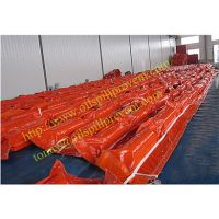 PVC solid float boom from  Evergreen Properity in Chinese