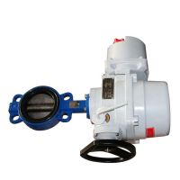 110vac electric mini butterfly valve actuator