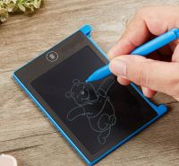 GY-industries trending products lcd electronic drawing board kids tablet Erasable writing pad 4.4 inch kids electronic lcd pad