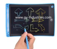 GY-industries 8.5 inch lcd writing tablet for Draw,Note,Memo,Remind,Message,Draft,Scrawl School Kids Practice Spelling writing Painting board