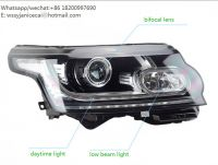 Head lamp light for LAND ROVER Range Rover Vogue L405 2013-2017 LHD LR046918 R