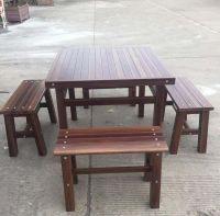FRP garden table