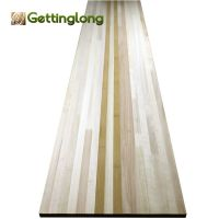 FSC certified bamboo wood but snowboard wood core factory price