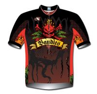 UNISEX & LADIES SHORT SLEEVED CYCLING JERSEY