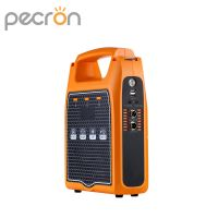 800W Outdoor Portable Power Station Solar Camping Emergency Power Station