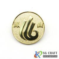 Professionally custom high quality metal badge